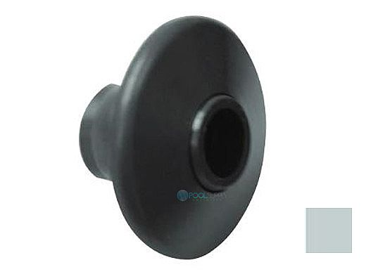 "AquaStar 1"" Australian Retur Fitting with Adjustable Eyeball Knock-in 3/4"" Orifice   Light Gray   503B"