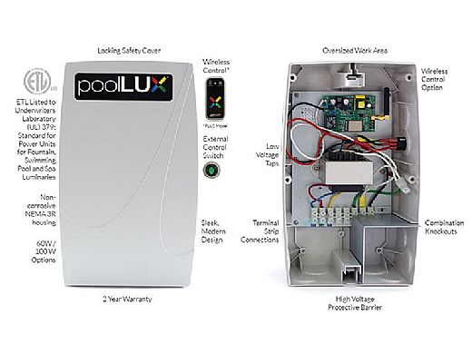 Sr Smith Poollux Plus Wireless Lighting Control System