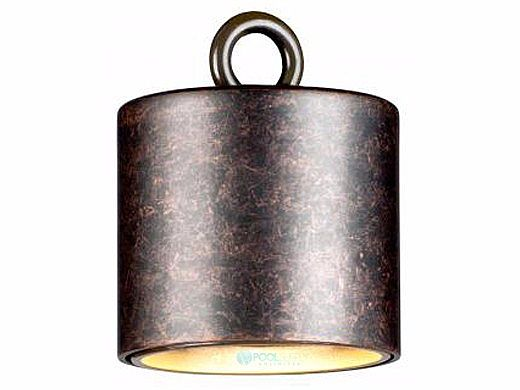 Fx Luminaire Ve Led Down Light 1led Antique Tumbled