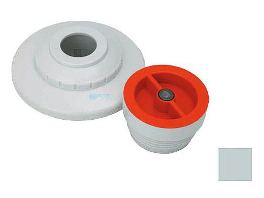 """AquaStar 1/2"""" Extender with 3 pc Decorative Cover and Plaster Cap   Light Gray   MP103"""