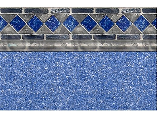 "Coronado 12' x 24' Oval Above Ground Pool   Basic Package 54"" Wall   167959"