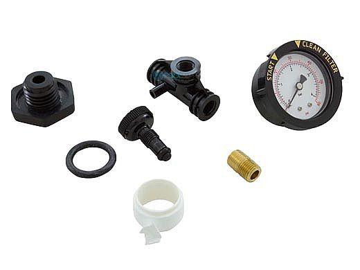 Pentair Filter Valve & Gauge Assembly   075320