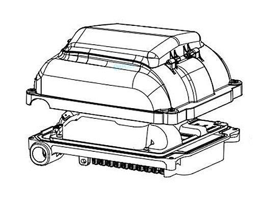 Pentair SuperFlo Drive Cover Kit | 353127