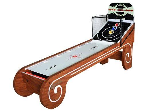 Hathaway Boardwalk 8-Foot Arcade Ball Table | NG2019SK BG2019SK