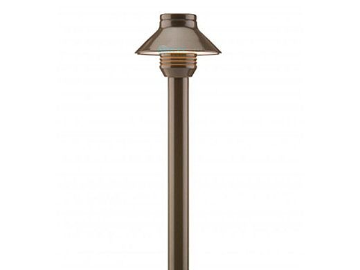 "FX Luminaire SaguaroPetite Path Light | 12"" Riser 