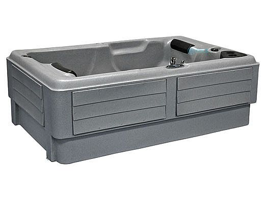 Jacuzzi Balboa 2 Places.Laguna Spas 2 Person Plug And Play 10 Jet Hot Tub With Led Lights Greystone Ls100