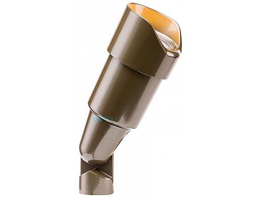 FX Luminaire ReflectoreStellato LED Up Light   35W   Bronze Metallic   RS-LED35WFL-BZ