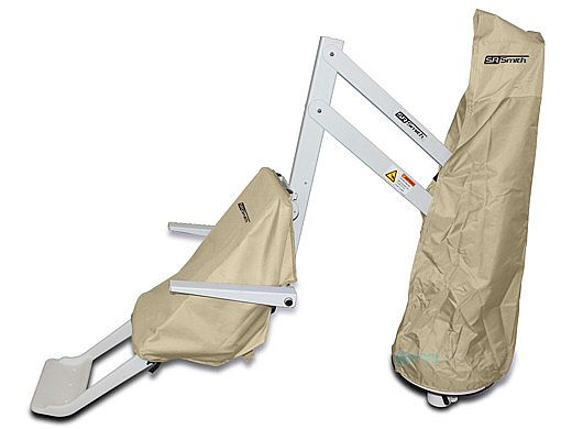 SR Smith Splash! Mast & Seat Cover Combo | for Models 2016 and Newer | Tan | 970-5100T