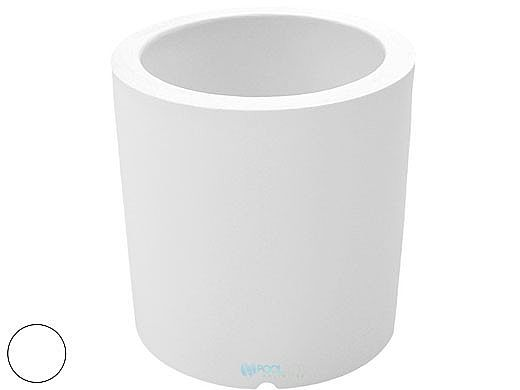 """Ledge Lounger Affinity Collection Outdoor Round Planter 