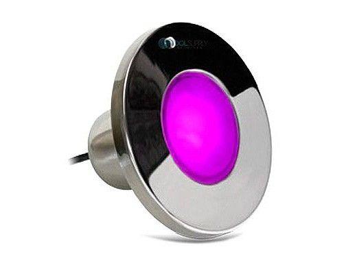 J&J Electronics ColorSplash XG-W Series RGB + White LED Spa Light | 12V 100' Cord | LPL-S2CW-12-100-P