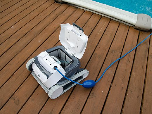 Maytronics Dolphin E10 Above Ground Robotic Pool Cleaner