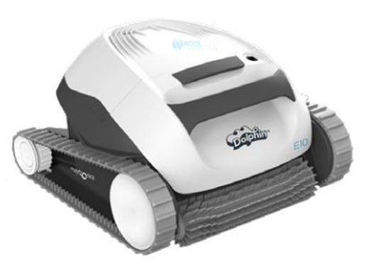 Maytronics Dolphin E10 Above Ground Robotic Pool Cleaner | 99996133-USF