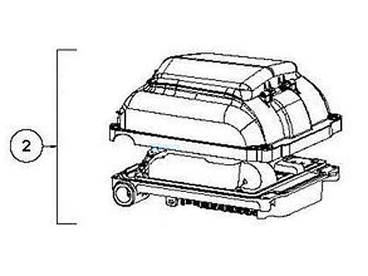pentair drive  cover kit