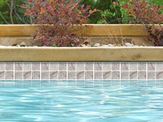 National Pool Tile Resort 2x2 Series | Pebble Beach | RST-PEBBLE