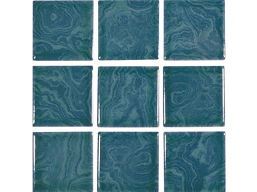 National Pool Tile Resort 2x2 Series | Marine Green | RST-MARINE