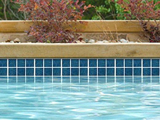 National Pool Tile Resort 2x2 Series | Aruba Blue | RST-ARUBA