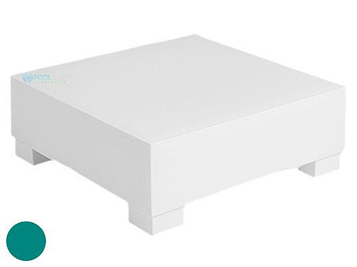 Ledge Lounger Signature Collection Coffee Table | Teal | LL-SG-CT-TL