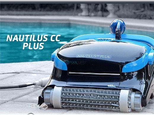 Maytronics Dolphin Nautilus Plus Cc Inground Robotic Pool