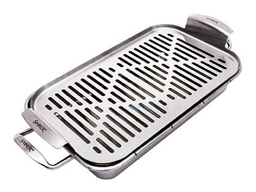 SABER Stainless Steamer Tray   A00AA7118