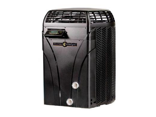AquaCal HeatWave SuperQuiet IceBreaker SQ120R Heat & Cool Pump | 110K BTU Titanium Heat Exchanger | Single Phase 208-230V 60HZ | SQ120ARDSBPR
