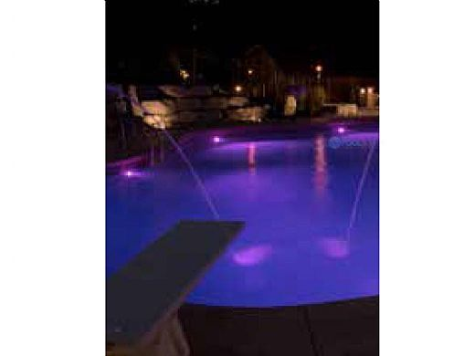 Pentair MicroBrite Color Pool and Spa LED Light | 12V 100 ft Cord | EC-620425