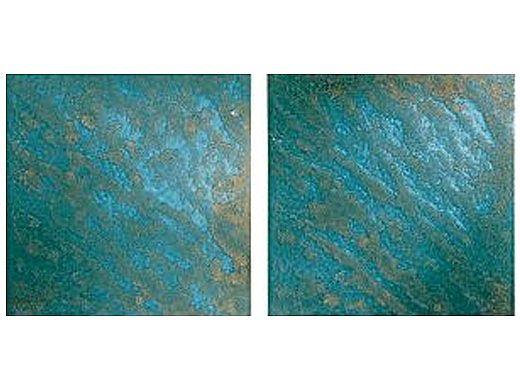 National Pool Tile Sumatra 6x6 Series   Aquamarine   SRA-AQUAMARINE