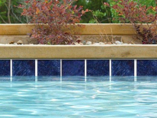 National Pool Tile Sumatra 6x6 Series | Cobalt | SRA-COBALT