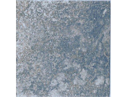 National Pool Tile Quarry Ridge 6x6 Series   Blue   QRY-BLUE