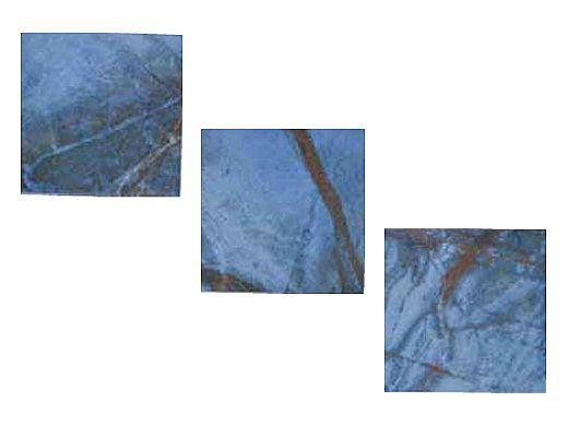 National Pool Tile Serpentine 6x6 Series   Blue   SPN-BLUE