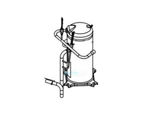 hayward heatpro single phase scroll compressor