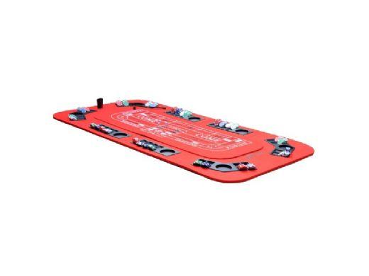 Hathaway No Limit 3-In-1 Portable Casino Table Top | NG5006 BG5006