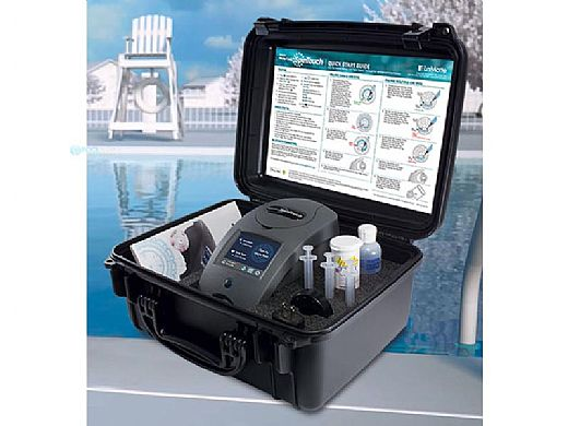LaMotte WaterLink Mobile Spin Touch Photometer On-Site Pool & Spa Water Digital Testing | 3581
