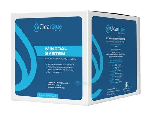 ClearBlue A-400 Ionizer for Spas and Hot Tubs   120V/240V AMP   2,500 Gallons   A-400AP