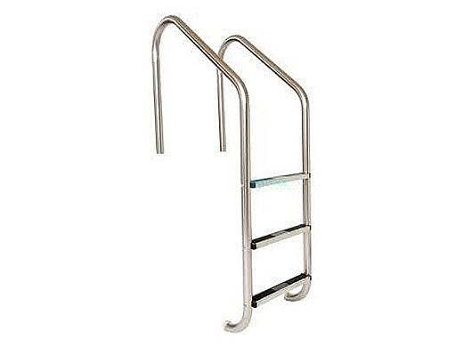 "SR Smith 4-Step Standard Plus Commercial Ladder With Stainless Steel Treads | 35"" with .145 Tickness 