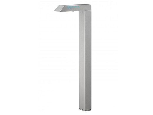 FX Luminaire 1 LED Modern Path Light | Silver | M-PL-1LED-SV