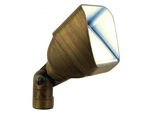 FX Luminaire LC LED Up Light | 3 LED 20W | Zone Dimming | Antique Bronze | LC-ZD-3LED-AB
