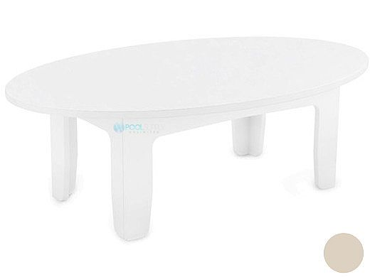 Mainstay Coffee Table.Ledge Lounger Mainstay Collection Outdoor Oval Coffee Table Cloud Ll Ms Ct Ov Cd