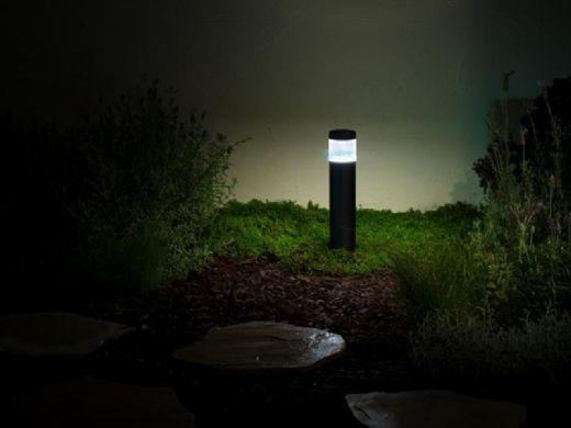 FX Luminaire | Post Moderne LED Path Light | Zone Dimming + Color | Bronze Metallic | PM-ZDC-BZ