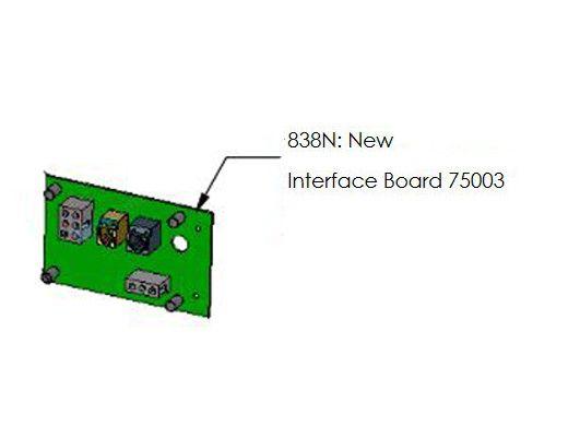 AutoPilot 75003 Interface Board New   838N
