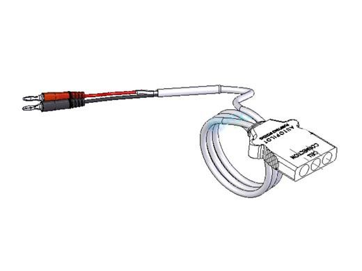 AutoPilot ST/DIG Cell Cord-24 ft   Banana Plugs   ECS0002