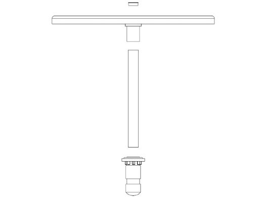 "S.R. Smith Destination Series 30"" Sun Shelf Table | Vinyl Liner Anchor Included | Gray | VL-30 TABLE-52-C"