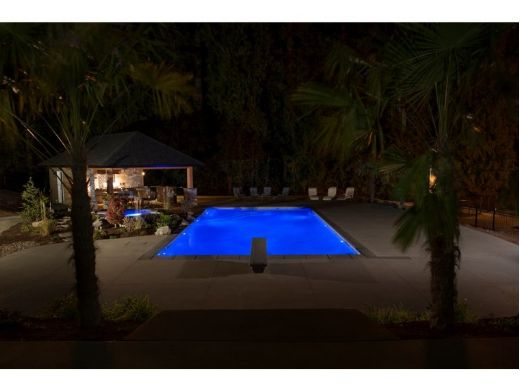 S.R.Smith PoolLUX Premier Lighting Control System with Remote | Includes 3 Mod-Lite Light Kit | 3ML-PLX-PRM