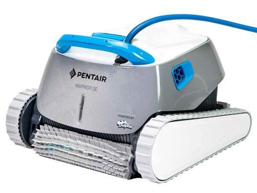 Pentair Warrior SE Inground Pool Robotic Cleaner   360494