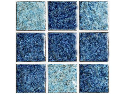 National Pool Tile Fiji 2x2 Series | Sky Blue | FIJI-SKY2X2