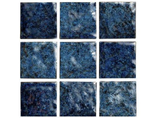 National Pool Tile Fiji 2x2 Series | Bay Blue | FIJI-BAY2X2