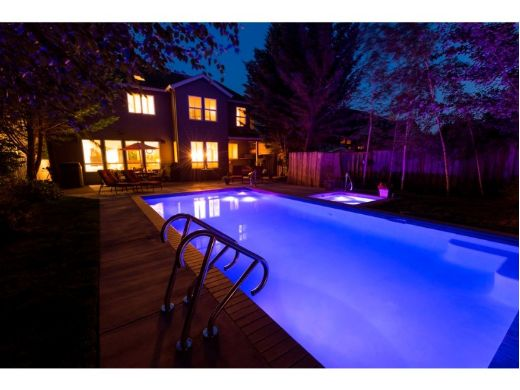 S.R.Smith PoolLUX Plus Lighting Control System | 100 Watt 120V Transformer | Includes 2 Mod-Lite Pool Lights | 2ML-PLX-PL100