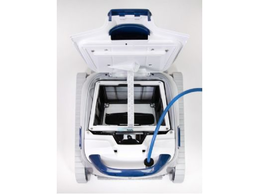 Pentair Warrior SE Inground Pool Robotic Cleaner with Caddy | 360494-360165