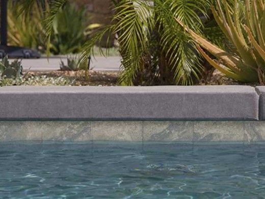 National Pool Tile Caldera 6x6 Series   Moonstone   CDR-MOON