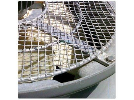 Glacier Pool Coolers GPC25 Fan Guard | Teco | FG-5-T