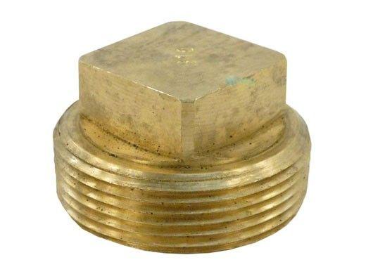 Raypak Unitherm Governor Plug | Brass | 013738F